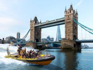 Ultimate Speed River Thames RIB Blast – Speedboat Experience for Two