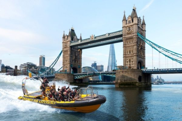 Ultimate Thames RIB Experience