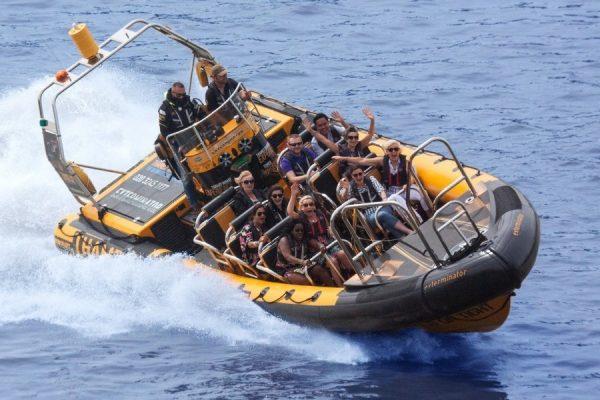 Thames Speedboat RIB Experience