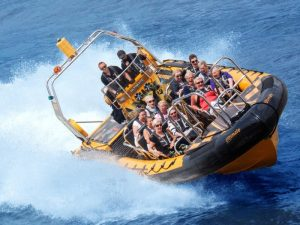 Ultimate Tower RIB Blast – River Thames Speedboat Experience for Two