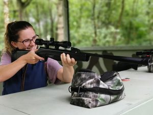 Air Rifle Experience For Two – Manchester