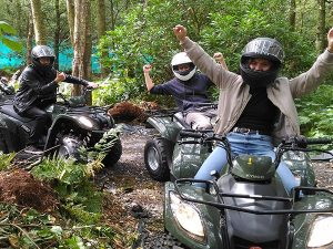 Quad Bike Trek Experience For Two – Manchester