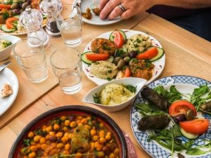 Vegan Food Harrogate Tour with Tastings for Two