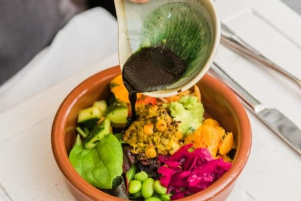Harrogate Vegan Food Tour