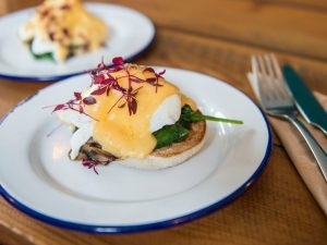 Harrogate Food Tour with Tastings for Two