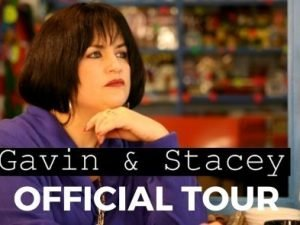 Gavin and Stacey Tour from Barry Island for Two