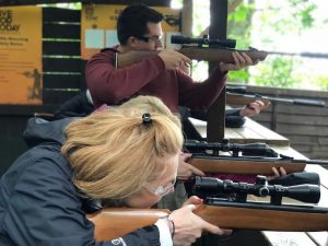 Air Rifle Shooting Experience near York & Leeds for Two