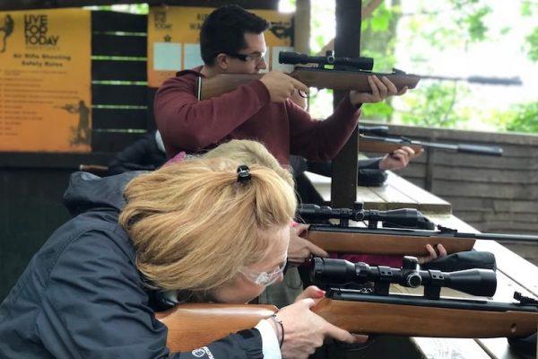 Air Rifle Experience York/Leeds