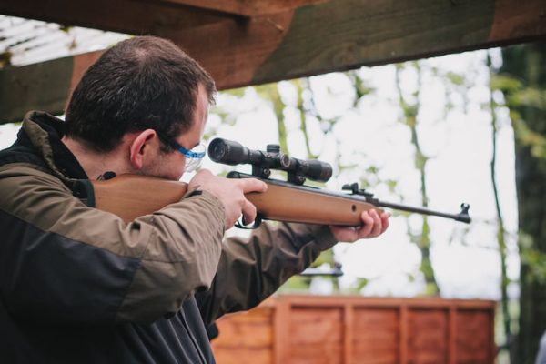 Air Rifle Shooting Yorkshire 3 1