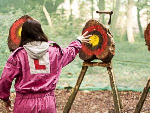 Tomahawk Axe Throwing Experience near Leeds & York for Two