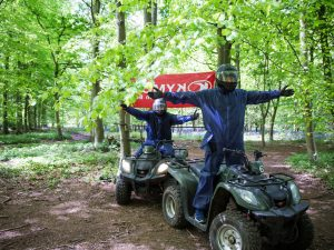 Quad Biking Leeds – Woodland Experience for Two