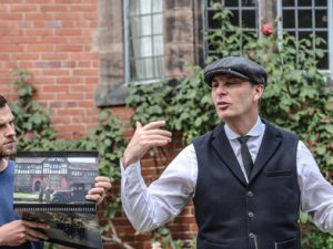 Peaky Blinders Tour of Liverpool for Two