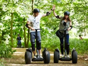 Segway Adventure for Two – Week Round