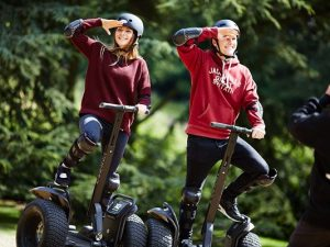 Segway Thrill for Two – Weekdays Only