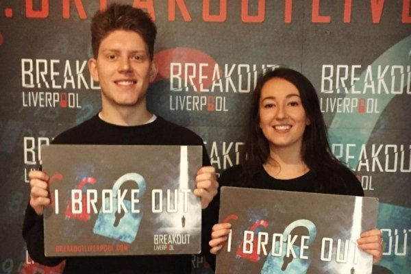 Breakout Escape Rooms Liverpool