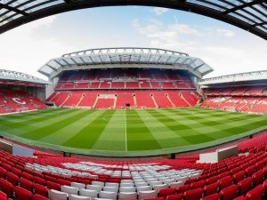 Liverpool FC Stadium Tour & Museum at Anfield for Two