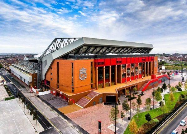 LFC Stadium Tour