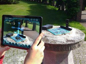 AIM Escape – AR Outdoor Escape Games London for Two