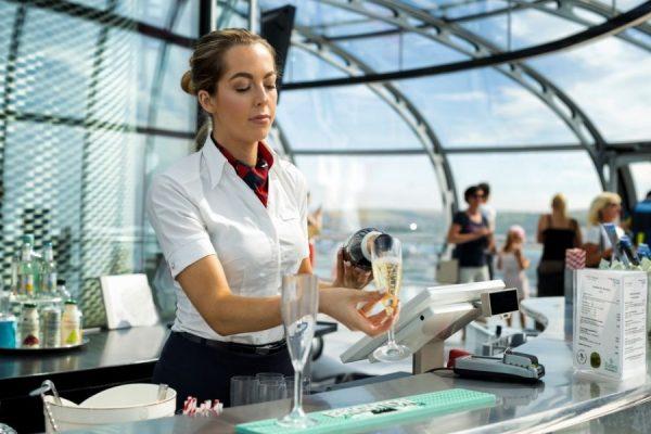 British Airways i360 Flight