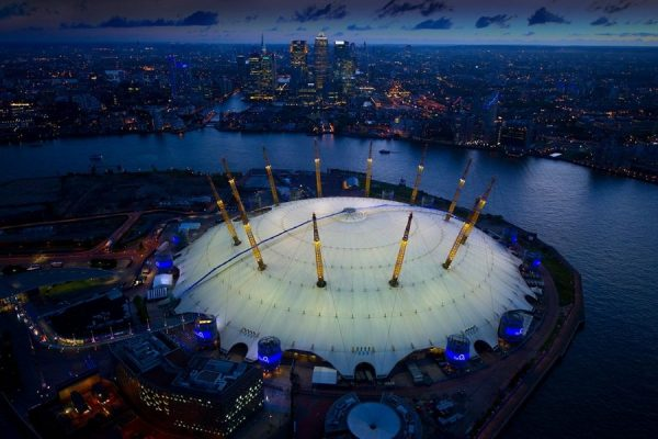 Climb The O2 for Two in London