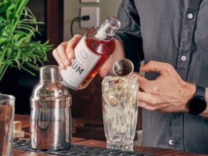 Rum & Mixer Tastings for Two at Liquor Studio Leeds