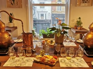 Gin & Tonic Tastings with Sharing Platter for Two at Liquor Studio Leeds