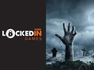 Live Escape Room York for Two at Locked In Games