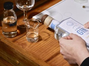 Gin Creation Class for Two Including 50cl of Your Bespoke Gin at Liquor Studio Leeds