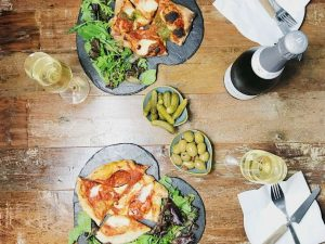 Pizza and Prosecco for Two at Love Cheese in York